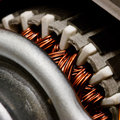 Inside Electric Motor Royalty Free Stock Images - 6075759