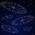 Natal Charts Astrology Background Stock Image - 60708411