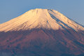 Close Up Fuji Mountain Stock Photography - 60745702