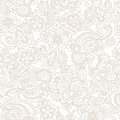 Vector Seamless Pattern With Romantic Floral Background Royalty Free Stock Photos - 60751778