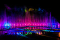 Laser And Fireworks Show In Moscow, Russia Royalty Free Stock Photos - 60759148
