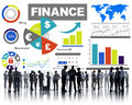 Finance Bar Graph Chart Investment Money Business Concept Royalty Free Stock Image - 60793406