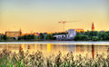 View Of The City Centre Of Helsinki Royalty Free Stock Photos - 60797268