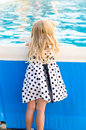 Child With Blond Long Hair Royalty Free Stock Photo - 60798045