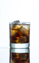 Glass Of Cola Royalty Free Stock Photography - 60812597