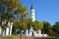 The Siauliai Cathedral Saint Apostles Peter And Paul Stock Photography - 60822082
