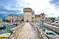 Historic Architecture Of Kastel Gomilica Royalty Free Stock Images - 60826609