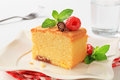 Sponge Cake Royalty Free Stock Images - 60832579
