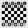 Chess Pieces On Chessboard Royalty Free Stock Images - 60844289
