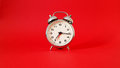 Detail Of An Alarm Clock Royalty Free Stock Images - 60863289
