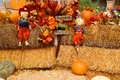 Fall Decorations Royalty Free Stock Images - 60880849