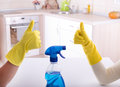 Cleaning Stuff Teamwork Royalty Free Stock Image - 60892216