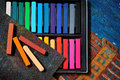 Color Art Pastels Royalty Free Stock Photography - 60897537