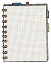 Hand Drawn Note Book Stock Photos - 60897633