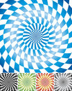 Swirl Chessboard Background Stock Images - 6095204