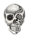 Art Skull Tattoo. Royalty Free Stock Images - 60903729