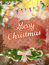 Christmas Greeting Card. EPS 10 Stock Image - 60914921