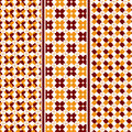 Abstract Autumn Leaves Pattern Royalty Free Stock Images - 60915829