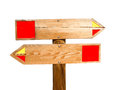 Wooden Signs Stock Images - 60958124