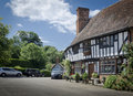 Cottage In English Village Stock Images - 60971494