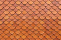 Tile Roof Texture Royalty Free Stock Photos - 60975088