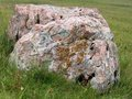 Big Rock At The Field Royalty Free Stock Photography - 612457