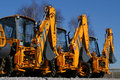 Construction Machinery Stock Photography - 6105822