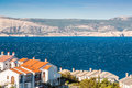 Village On Croatian Coast Royalty Free Stock Image - 61003886
