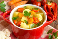 Vegetable Soup Royalty Free Stock Photos - 61012708