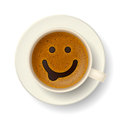 Coffee Cup For Good Mood Stock Images - 61039394