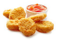 Chicken Nuggets Stock Photography - 61048462
