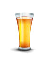 Vector Glass With Drink On The White Background Stock Image - 61067651