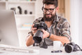 Photographer Royalty Free Stock Images - 61087989