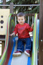 On The Slide Stock Images - 6116634