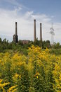 Heat And Power Plant Royalty Free Stock Photos - 6119108