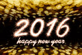 Happy New Year 2016 Stock Photos - 61135073