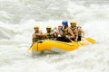 Whitewater River Rafting Adventure Stock Photo - 61155250