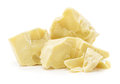 Pieces Of Cocoa Butter Royalty Free Stock Photo - 61161305
