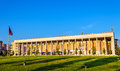 The Palace Of Culture In Tirana Royalty Free Stock Photo - 61161515
