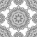 Template For Carpet, Shawl. Stock Photography - 61163692