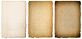Old Paper Sheets Texture With Dark Edges. Vintage Background Royalty Free Stock Images - 61172699