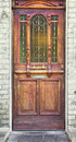 Wooden Door Stock Images - 61179724