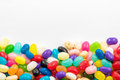 Assorted Jelly Beans Royalty Free Stock Photo - 61197355