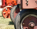 Tractor Wheels Stock Photography - 6120472