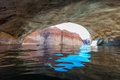 Lost Eden Canyon Lake Powell Stock Images - 61203394