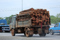 Truck Of Thailand Forest Industry Organization Royalty Free Stock Image - 61220206