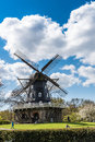 Old Windmil In Malmo Royalty Free Stock Photos - 61221638