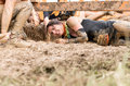 Tough Mudder 2015: Rolling In The Mud Stock Photography - 61288372