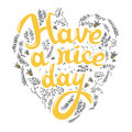 Have A Nice Day Stock Image - 61299241