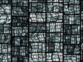 Grid Stained Glass Background Royalty Free Stock Image - 6133926